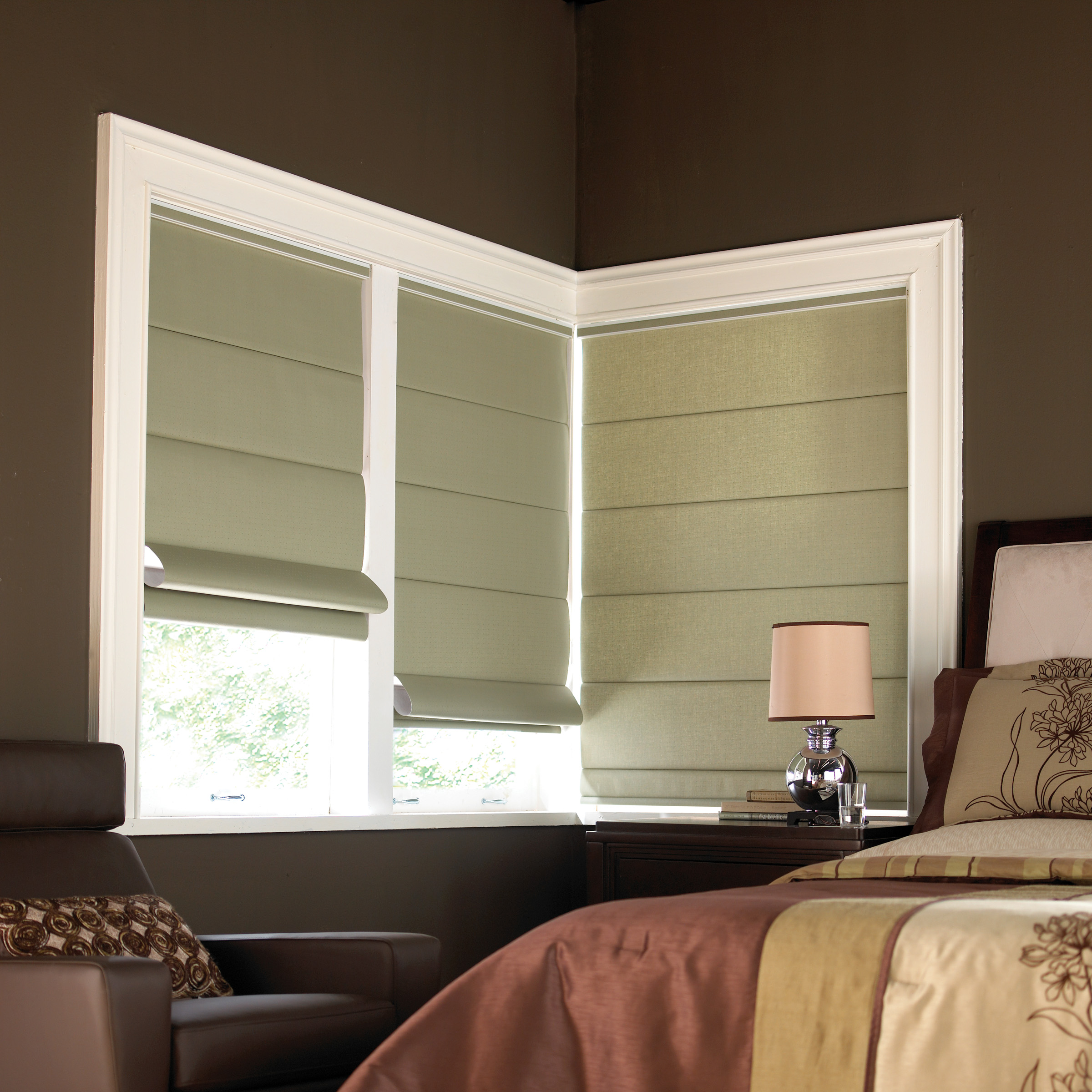 roman shades manufacturer elite window fashions. Black Bedroom Furniture Sets. Home Design Ideas