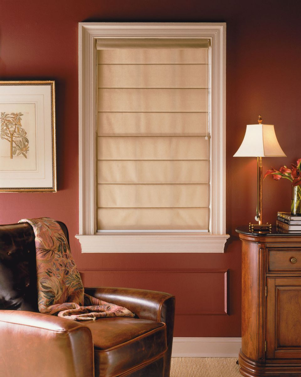 Roman Shades Manufacturer Elite Window Fashions