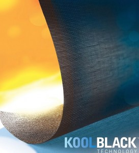 KOOLBLACK™ Fabric